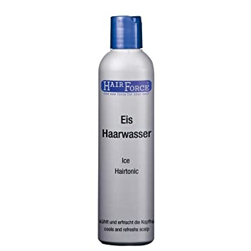 Hairforce Eis Haarwasser 250 Ml Erfrischende Kopfhautpflege Mit