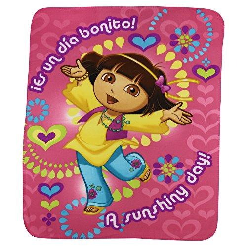 Dora The Explorer Baby Stroller - 3