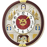 Special Collector's Edition Melodies In Motion Clock w/ Swarovski Crystals