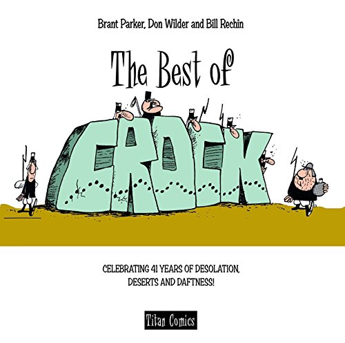 The Best of Crock by Titan Comics