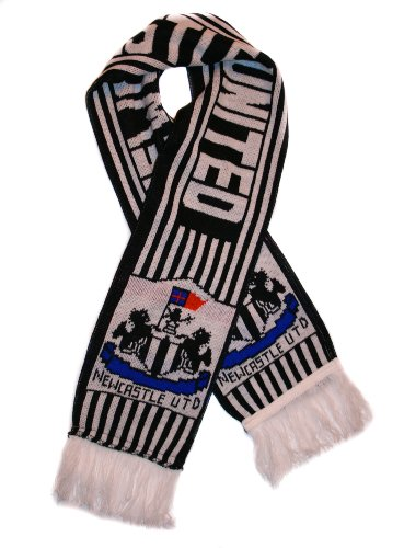 - Newcastle United | Premium Soccer Fan Scarf | Ships from USA