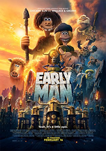 Early Man Movie Poster 1 Sided