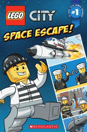 LEGO City: Space Escape Comic Reader