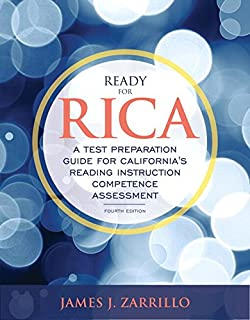 Amazon case studies in preparation for the california reading ready for rica a test preparation guide for californias reading instruction competence assessment 4th fandeluxe Choice Image
