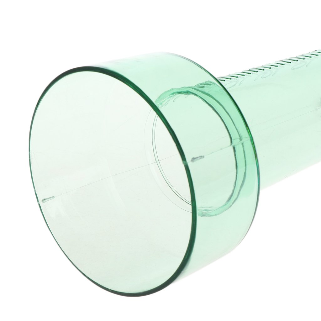 Qiulip Pluviom/ètre en polystyr/ène jusqu/à 35 mm Outil de mesure pour jardin