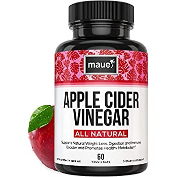 Amazon.com: Extra-Strength Apple Cider Vinegar Capsules