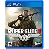 Sniper Elite 4 for PS4 or Xbox One