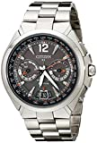 Citizen Men's CC1090-61E Satellite Wave Eco-Drive Stainless Steel Bracelet Watch
