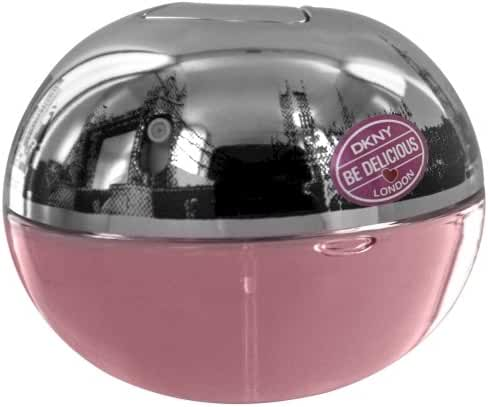 DKNY BE DELICIOUS HEART LONDON by Donna Karan EAU DE PARFUM SPRAY 1.7 OZ (UNBOXED) for WOMEN ---(Package Of 2)