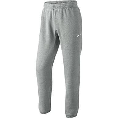 ff39c28fd Nike Club Cuff Pants-Swoosh Men's Tracksuit Bottoms , 611459-063 , grey -