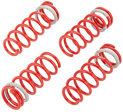 (Tanabe TDF038 DF210 Lowering Spring with Lowering Height 2.0/1.2 for 2000-2005 Lexus IS300 JCE10L)