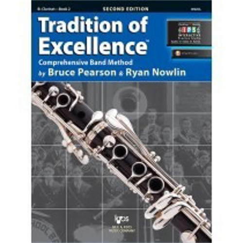 (W62CL - Tradition of Excellence Book 2 - Bb Clarinet)