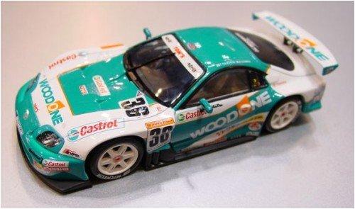 1/43 WOODONE TOM'S SUPRA Castrol #36(グリーン×ホワイト) 「RACING CAR COLLECTION」 43499