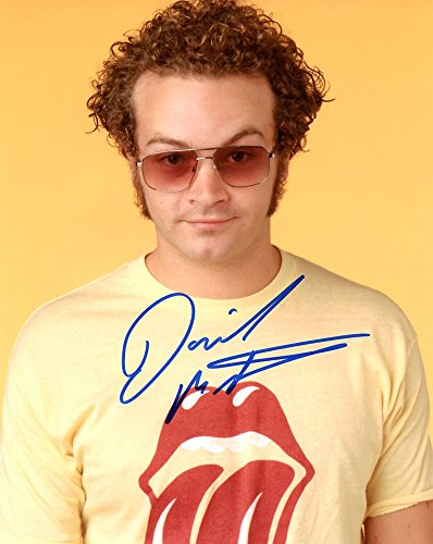 Danny Masterson THAT 70S SHOW In Person Autographed Photo (70s Tv Characters)