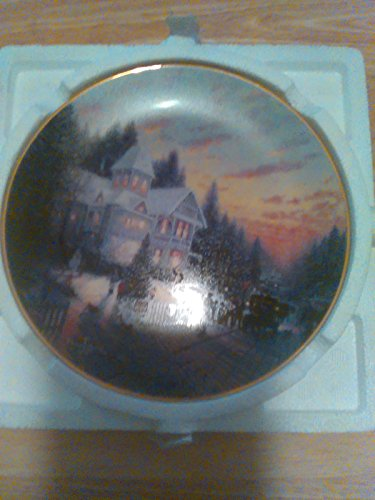 Thomas Kinkade Collector Plate - 6