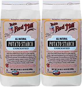 Potato Starch, Gluten Free 2/24oz Bob's Red Mill
