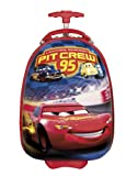 Disney By Heys Luggage Disney 18 Inch Hard Side Carry On Cars Crew Pit 95 Bag, Cars, One Size, Bags Central