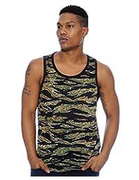 Men's True Rock Tank Top Regular Style All Over Print Muscle Top