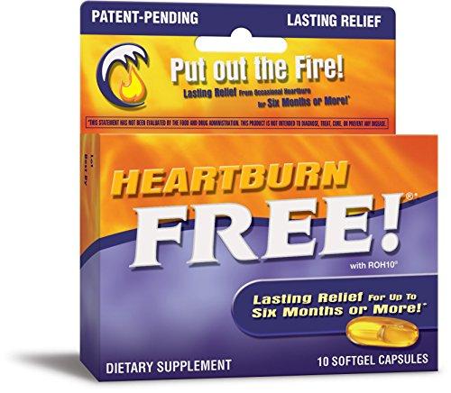 heartburn free - 1