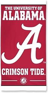 Wincraft NCAA Alabama Crimson Tide 30 x 60 inch Vertical Towel