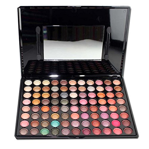 PhantomSky 88 Color Eyeshadow Makeup Palette Cosmetic Contouring Kit #5 - Perfect for Professional and Daily Use