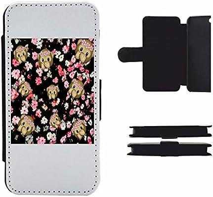 Flip Case Samsung Galaxy S3 Mini Emoji