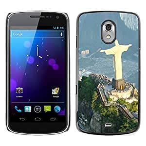 Graphic4You Christ The Redeemer Postcard Design Hard Case Cover for Samsung Galaxy Nexus