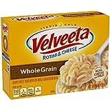 Velveeta Whole Grain Rotini & Cheese Dinner, 10-Ounce Boxes (Pack of 12)