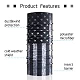 3 Pcs American Flag Outdoor Face