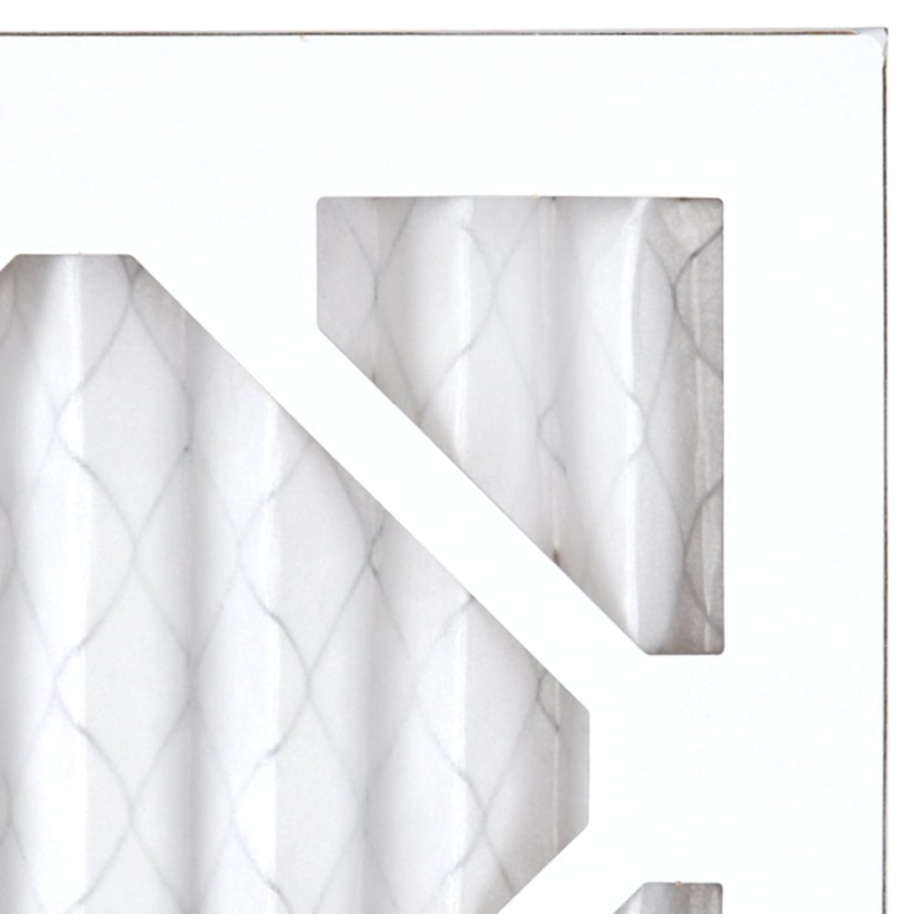 AIRx ALLERGY 14x24x1 MERV 11 Pleated Air Filter Made in the USA Box of 6 ALLERGY-142401-6