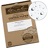 "Rite in the Rain All-Weather Copier Paper, 8 1/2"" x 11"", 20# White, 200 Sheet Pack (No. 8511)"