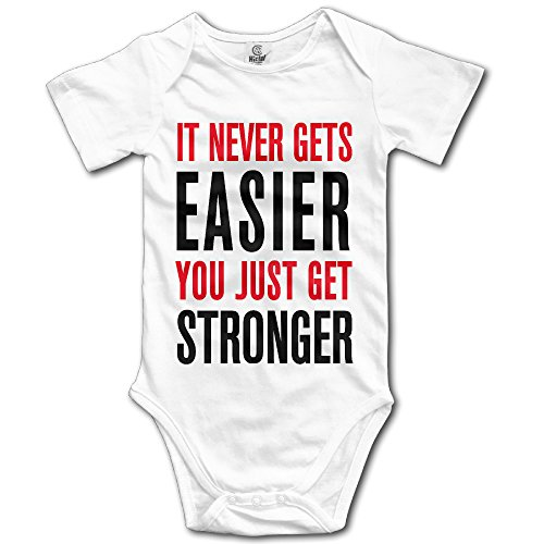 it-never-gets-easier-you-just-get-stronger-cute-cotton-baby-onesie-newborn-clothes
