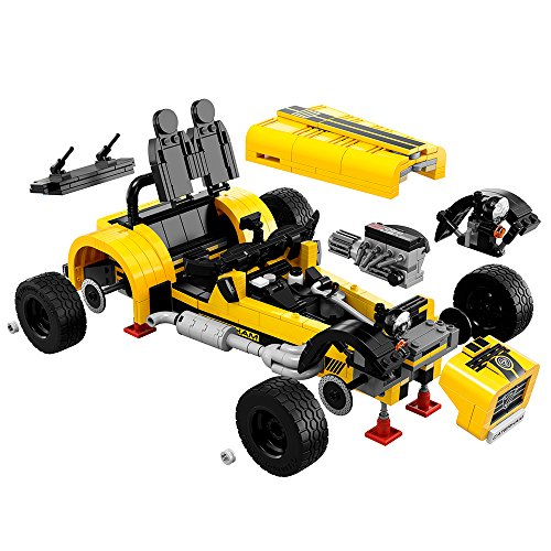 LEGO Ideas Caterham Seven 620R (21307) – Building Toy and Popular Gift for Fans of LEGO Sets and Car Collectors (771…