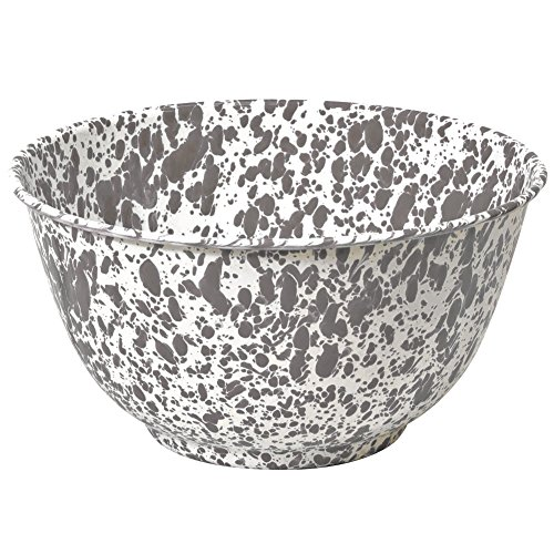 ad/Serving Bowl - Grey Marble ()