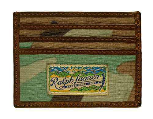 Polo Ralph Lauren Camouflage Card Case - Lauren Ralph Luggage Polo