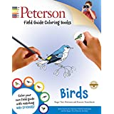 Peterson Field Guide Coloring Books: Birds