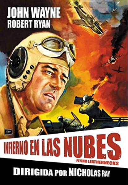Infierno En Las Nubes [DVD]: Amazon.es: John Wayne, Robert Ryan, Don Taylor, Nicholas Ray, John Wayne, Robert Ryan, Edmund Grainger: Cine y Series TV