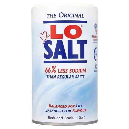 (Lo Salt Reduced Sodium Salt (350g))
