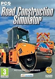 Road Construction simulator (PC)