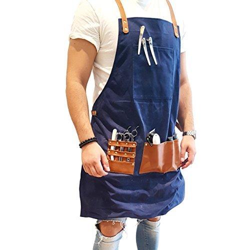 ron (Denim Blue) (Pro Shop Apron)