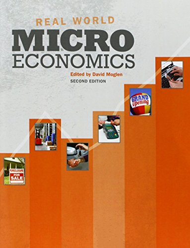 Real World Microeconomics