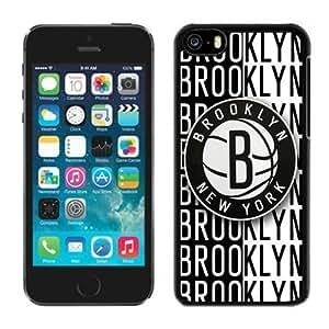 Custom Iphone 5c Case NBA Brooklyn Nets 1 Free Shipping Cheap