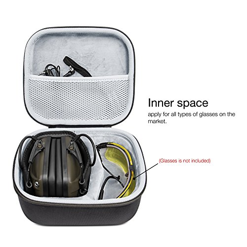 awesafe GF01L Protection auditive électronique pour les sports d'impact [Livré avec sac de transport rigide], Protège… 5