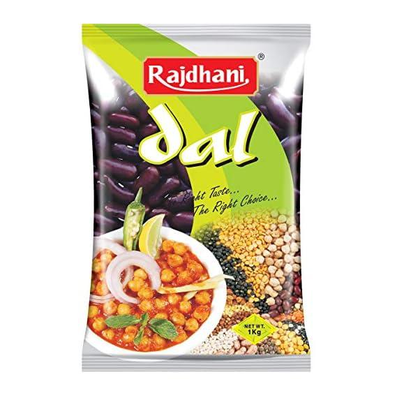 Rajdhani Rajma Srinagar, 1kg