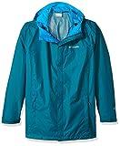 Columbia Men's Big and Tall Watertight Ii Packable Rain Jacket, Phoenix Blue, 2X