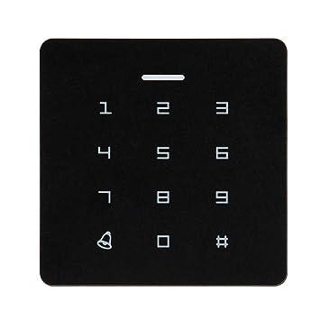 Control de acceso independiente, lector de tarjetas RFID con ...