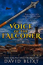 Voice Of The Falconer (Star-Cross'd Book 2)