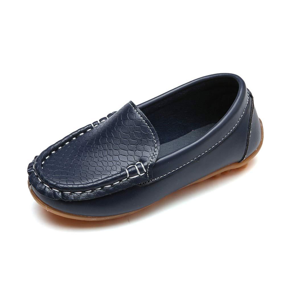 Zapatos para NiñOs PequeñOs Zapatos para NiñOs Zapatos Casuales para NiñOs Zapatos Suaves Sin Cordones Mocasines para NiñOs Zapatos para Caminar Primero: ...