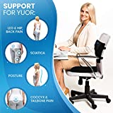 Everlasting Comfort Office Chair Seat Cushion and