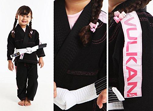 Vulkan ULTRA Light Jiu-Jitsu Gi Adult & Kids Sizes + Free Submission and Position Videos + 30 Day Comfort Guarantee + IBJJF Approved
